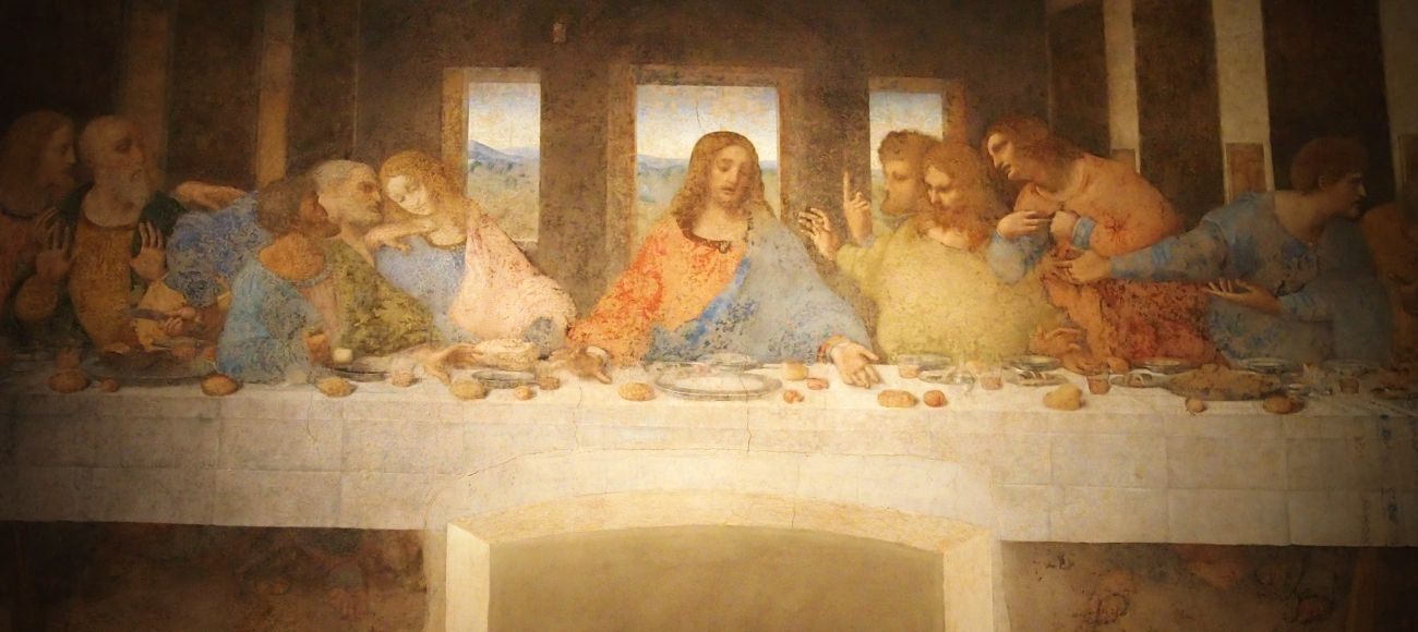 Last Supper by Leonardo da Vinci in Milan on transfer tour Milan from to florence with stop at the Ferrari Museum and factory