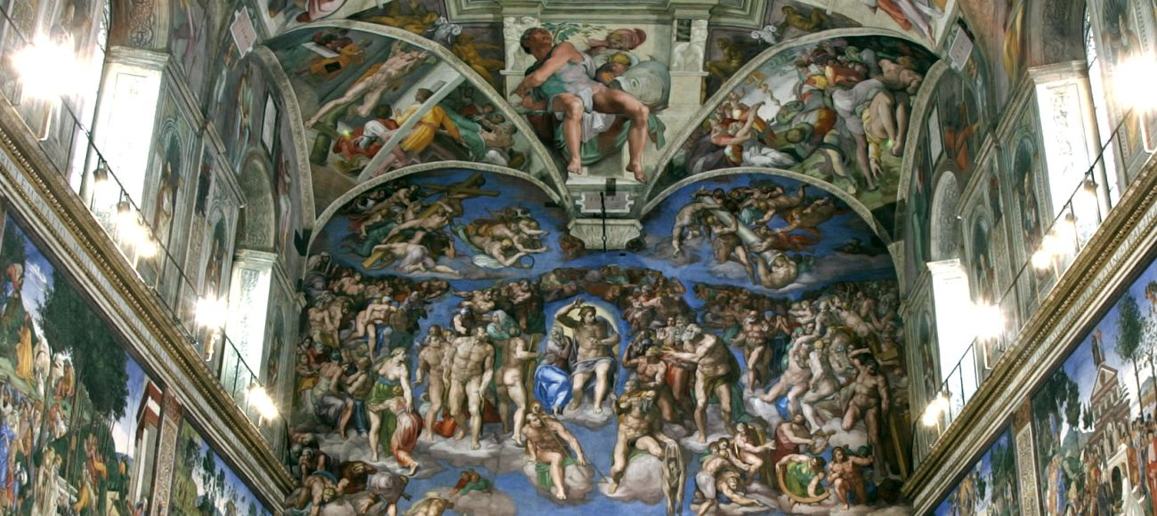 Sistine Chaple in your Vatican Private Tour