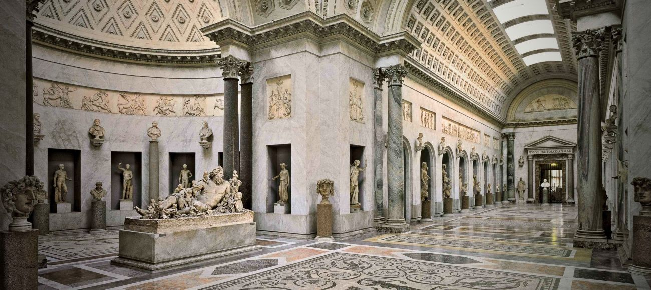 the Vatican Museums in your Vatican Private Tour
