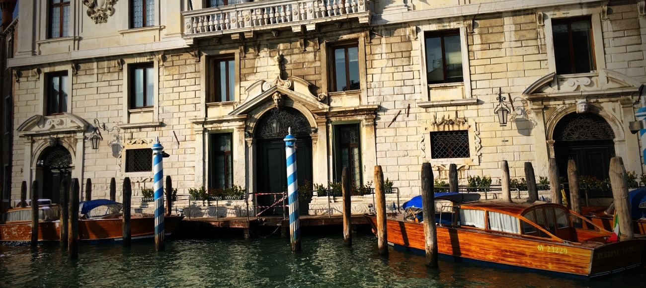 Palaces in Venice during your Private Tour