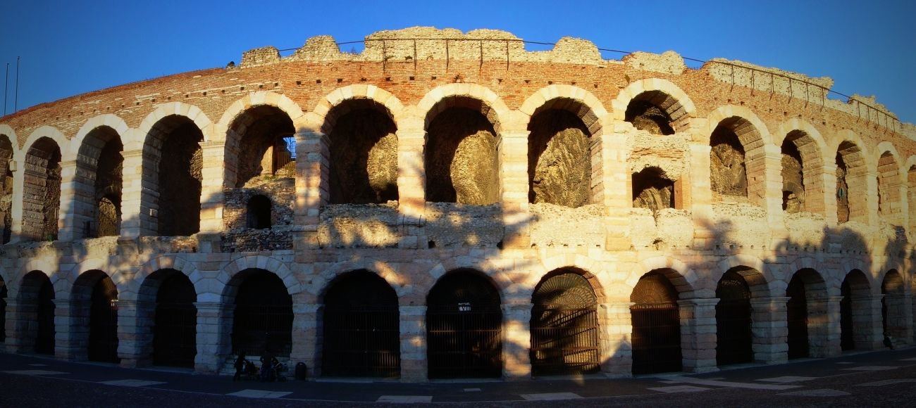 Arena di Verona you will visit during your Verona Private Tour