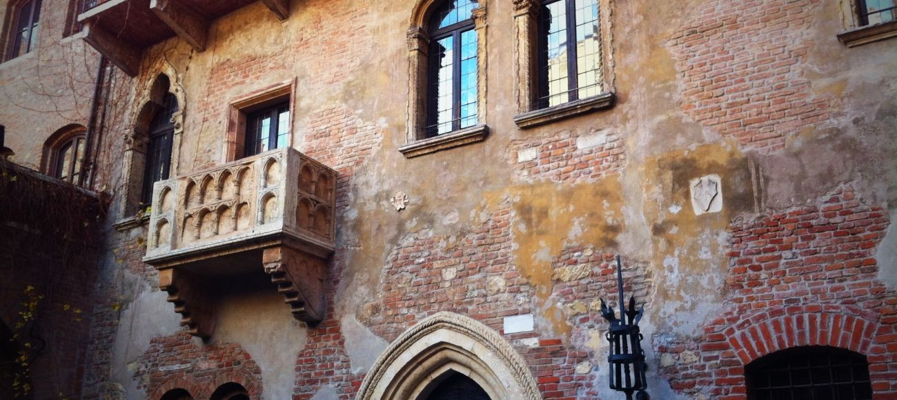 Giulietta' Home you will visit during your Verona Private Tour